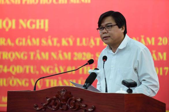 Ông Tăng Hữu Phong làm trưởng Ban văn hóa - xã hội, HĐND TP.HCM - Ảnh 1.