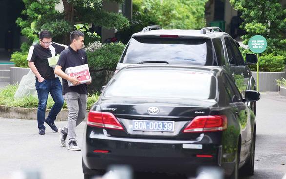 Cảnh cáo ban thường vụ Đảng ủy Tổng công ty Nông nghiệp Sài Gòn - Ảnh 1.