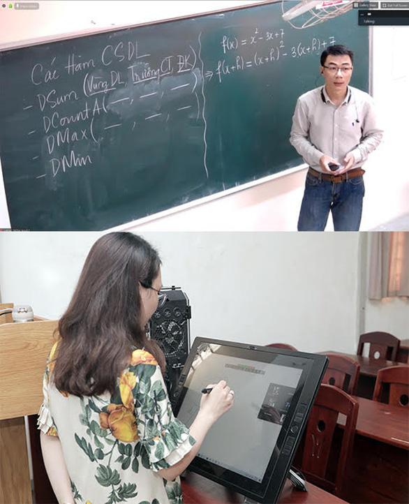 Sinh viên ĐH Duy Tân chuyển sang học toàn bộ online giữa dịch COVID-19 - Ảnh 6.