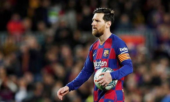 Dàn sao Barca mất bao nhiêu tiền khi cắt giảm 70% lương vì COVID-19? - Ảnh 1.