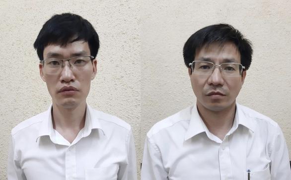 Bộ Công an bắt tạm giam 3 cán bộ Tổng cục Hải quan trong vụ án buôn lậu - Ảnh 1.