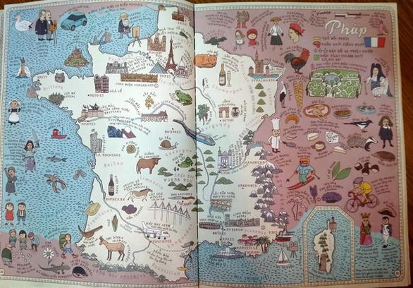 Hoàng Sa, Trường Sa lên siêu phẩm Atlas 3 triệu bản: 'Bản đồ' - Ảnh 3.