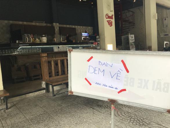 Từ 15h chiều 29-3, quán ăn tại Đà Nẵng chỉ được bán mang đi - Ảnh 3.