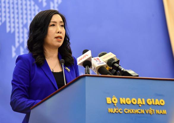 Bộ Ngoại giao khuyến cáo công dân tạm thời không di chuyển về nước - Ảnh 1.