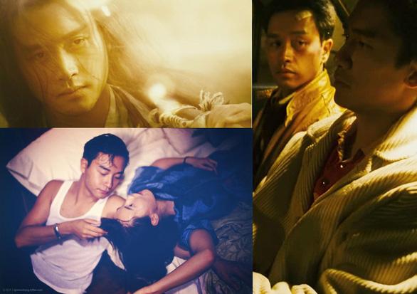 Trương Quốc Vinh và Vương Gia Vệ- Những năm tháng từng đeo đuổi - Ảnh 2.