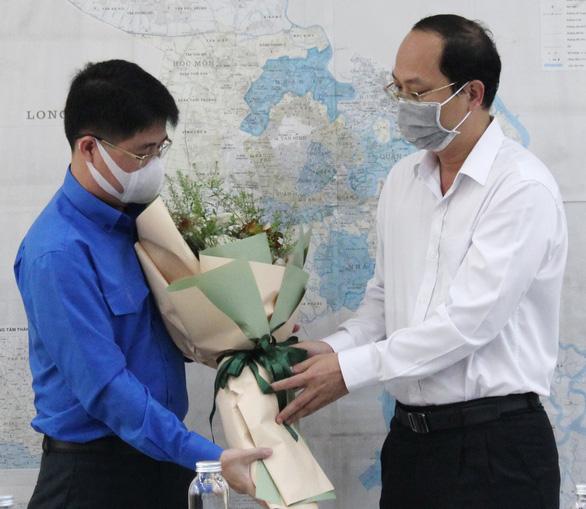 Bí thư Thành đoàn TP.HCM làm bí thư Quận ủy Phú Nhuận - Ảnh 2.