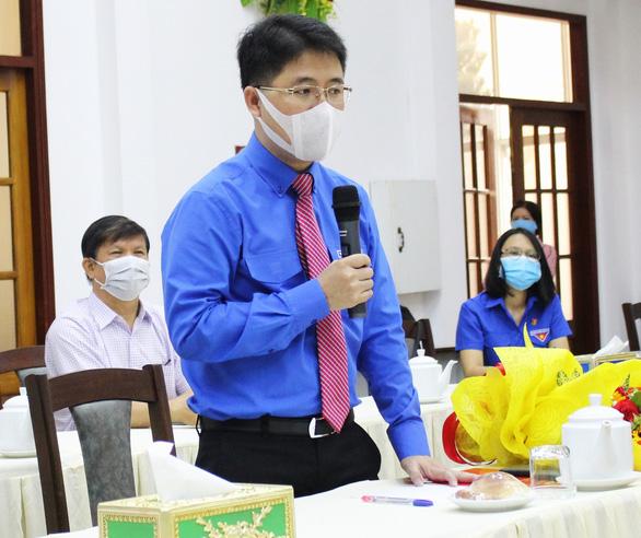 Bí thư Thành đoàn TP.HCM làm bí thư Quận ủy Phú Nhuận - Ảnh 3.