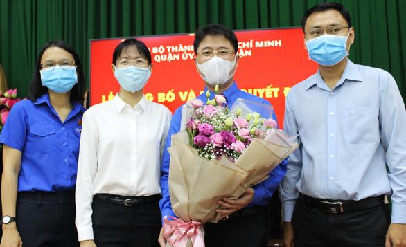 Bí thư Thành đoàn TP.HCM làm bí thư Quận ủy Phú Nhuận - Ảnh 5.