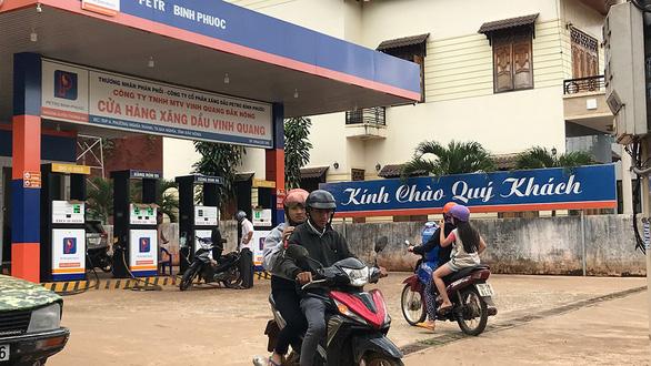 Nhiều chủ cây xăng ở Đắk Nông sắp hầu tòa vì kinh doanh xăng giả - Ảnh 1.