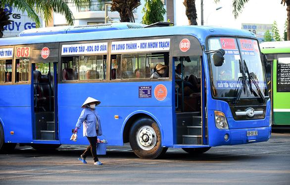 Từ ngày 10-10, các tuyến xe buýt nào đi và đến bến xe Miền Đông mới? - Ảnh 1.
