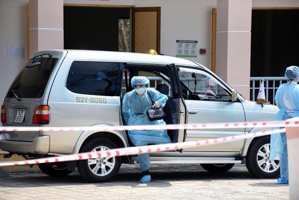 Bệnh nhân 171 đang cách ly ở Bệnh viện dã chiến Củ Chi - Ảnh 1.
