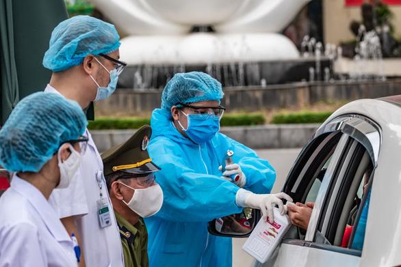 Khẩn trương dập ổ dịch tại Bệnh viện Bạch Mai - Ảnh 3.
