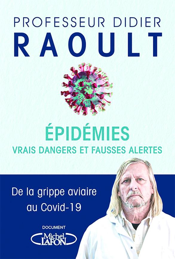 Cuốn sách Dịch bệnh: nguy hiểm thật và báo động sai bán chạy - Ảnh 1.