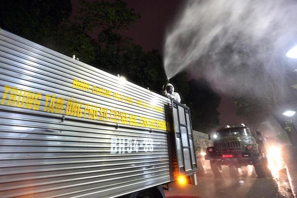 Khẩn trương dập ổ dịch tại Bệnh viện Bạch Mai - Ảnh 2.