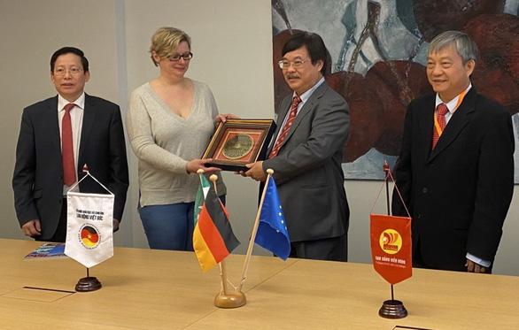 Hợp tác với Đức đào tạo điều dưỡng - Ảnh 2.