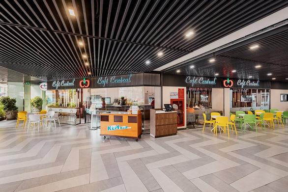 Café Central The Garden Mall chính thức ra mắt tại quận 5 - Ảnh 2.