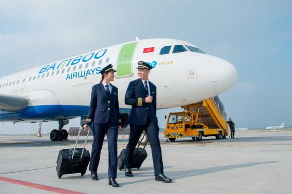 Bộ Giao thông Vận tải đề nghị cho Bamboo Airways mở rộng đội tàu bay - Ảnh 1.