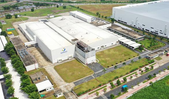 Nhà máy Sanofi Việt Nam giảm thiểu rác thải nhựa trong sản xuất - Ảnh 1.