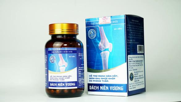 Bách Niên Vương hỗ trợ điều trị và bảo vệ xương khớp - Ảnh 3.