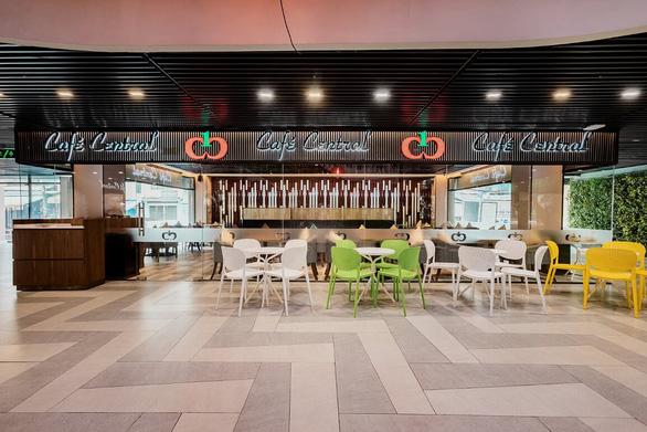 Café Central The Garden Mall chính thức ra mắt tại quận 5 - Ảnh 3.