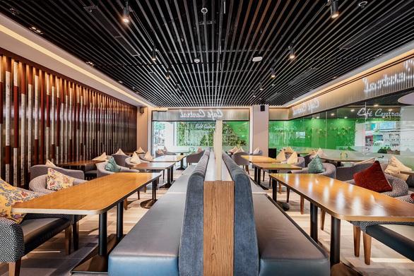 Café Central The Garden Mall chính thức ra mắt tại quận 5 - Ảnh 4.