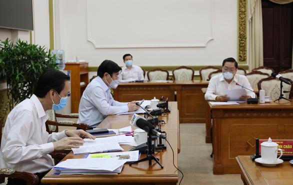 Qua vụ Bạch Mai, kiểm tra quy trình làm việc tại các cơ sở y tế TP.HCM - Ảnh 1.