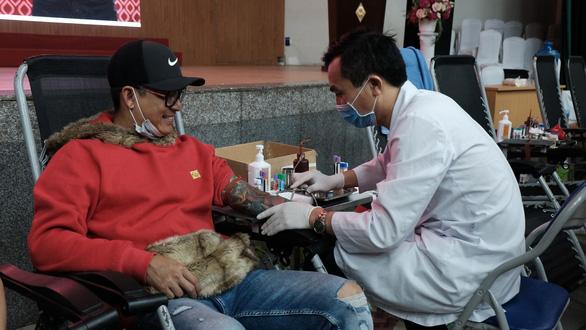 TP.HCM vận động hiến máu đảm bảo cho cấp cứu và điều trị - Ảnh 1.