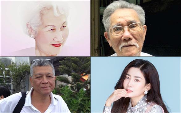 COVID-19: Những cuộc tạm biệt lặng lẽ với Thái Thanh, Phong Nhã, Mai Phương... - Ảnh 1.