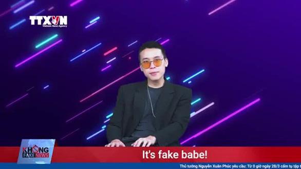 Vừa khoái vừa phải nghĩ với Rap News kêu gọi Không FAKE NEWS của Da LAB - Ảnh 3.