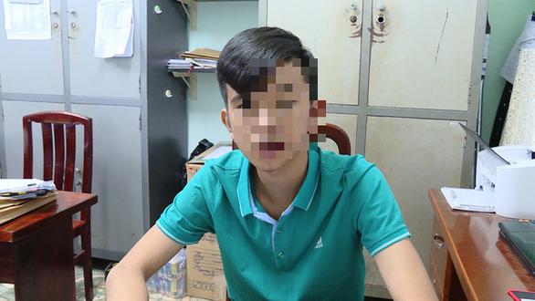 Bắt 8 trẻ trâu ném gạch phá 35 xe hơi ở Vũng Tàu cho vui - Ảnh 2.