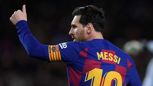 Messi đã đồng ý giảm 70% lương ở Barca - Ảnh 1.