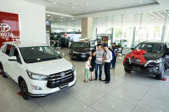 Toyota Việt Nam tạm dừng sản xuất vì COVID-19 - Ảnh 1.