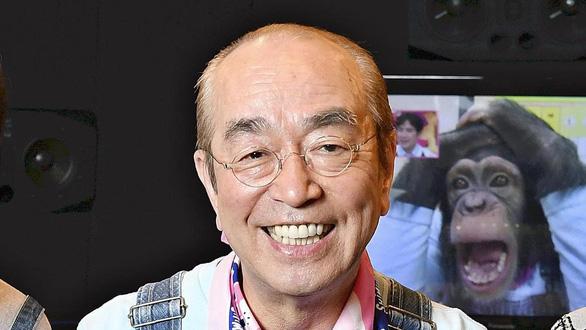 Ken Shimura - Ông vua hài nổi tiếng nhất Nhật Bản - chết vì COVID-19 - Ảnh 1.
