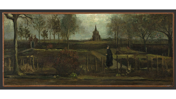 Bảo tàng đóng cửa vì dịch, trộm vào lấy mất tranh quý của Vincent van Gogh - Ảnh 1.
