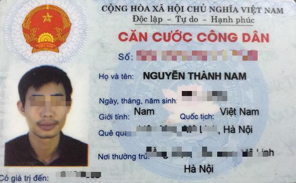 Nam thanh niên trốn cách ly từ Tây Ninh ra trình diện ở Hà Nội - Ảnh 1.
