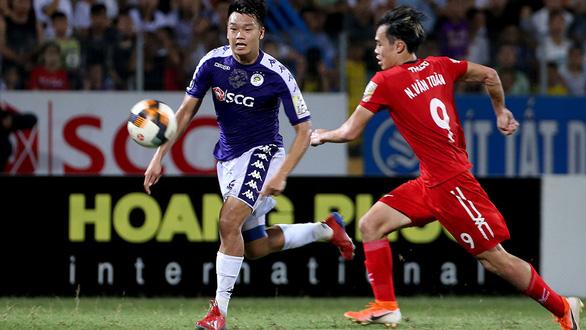 V-League 2020 tạm hoãn: Cơ hội tốt chữa trị chấn thương - Ảnh 1.