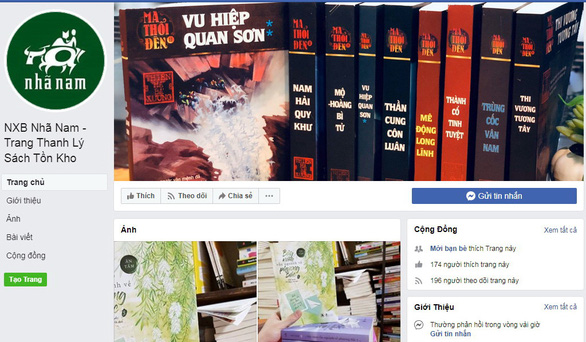 Mạo danh nhà xuất bản để bán sách - Ảnh 1.
