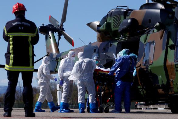 Bản tin COVID-19 chiều 31-3: Pháp vượt 3.000 người chết, Nga thêm 500 ca nhiễm mới - Ảnh 2.