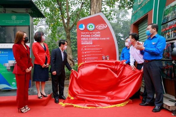 Unilever khởi động chương trình Vững vàng Việt Nam - Ảnh 1.