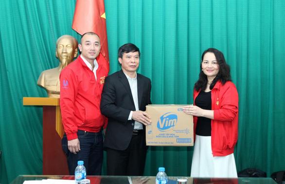 Unilever khởi động chương trình Vững vàng Việt Nam - Ảnh 2.