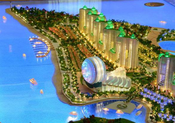 Bộ Xây dựng kiến nghị gỡ vướng cho siêu đô thị Mũi Đèn Đỏ - Ảnh 2.