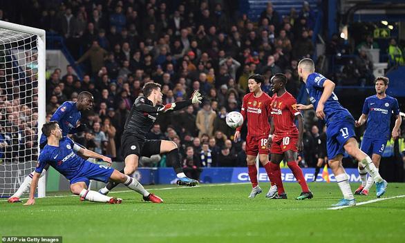 Thắng thuyết phục Liverpool, Chelsea vào tứ kết Cúp FA - Ảnh 2.