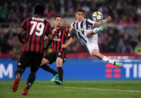 Trận Juventus - AC Milan bị hoãn vô thời hạn - Ảnh 1.