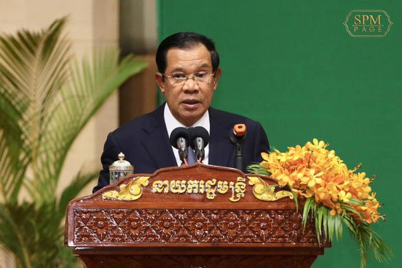 Ông Hun Sen nói ưu tiên của Campuchia là hợp lực chống virus corona - Ảnh 1.