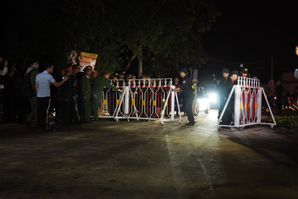 0h ngày 4-3, tâm dịch Sơn Lôi chính thức được gỡ lệnh cách ly - Ảnh 2.