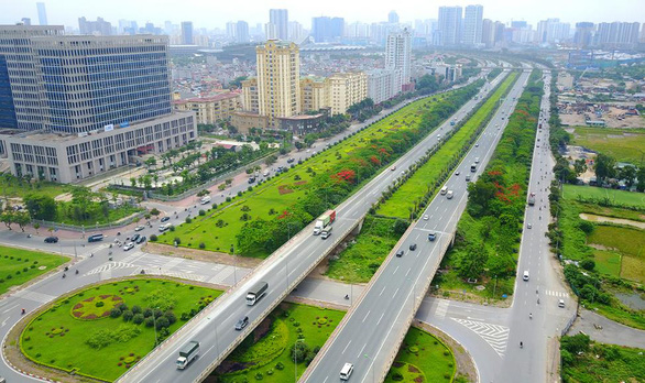 Đô thị giàu dịch vụ hấp dẫn nhà đầu tư thủ đô - Ảnh 1.