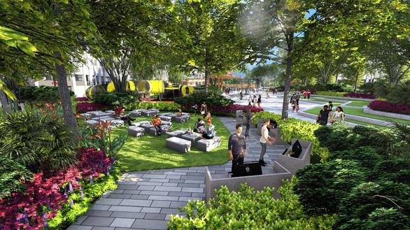 Picity High Park đáp ứng nhu cầu lưu trú và đầu tư - Ảnh 2.