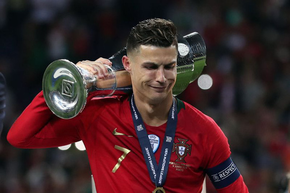 Ronaldo cùng Bồ Đào Nha rơi vào bảng tử thần UEFA Nations League - Ảnh 2.