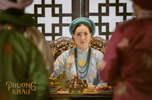 Đạo diễn Phượng Khấu giải thích về dàn diễn viên lớn tuổi đóng phim cung đấu - Ảnh 4.