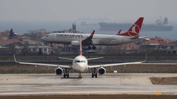 Singapore hoãn chuyến bay hàng không Thổ Nhĩ Kỳ vì có ca COVID-19 trên máy bay - Ảnh 1.